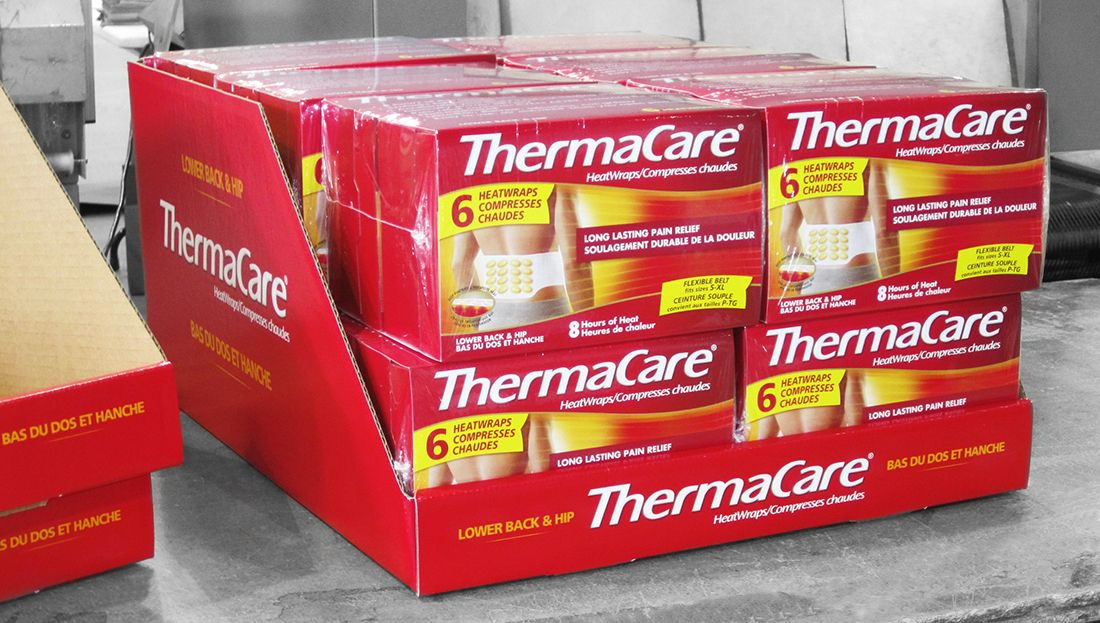 Thermacare Costco Club Pack Repack Canada Costco Marketing