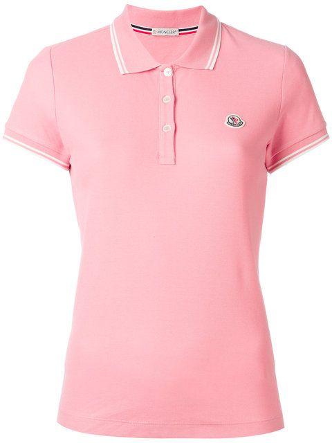 Moncler Polos rosa
