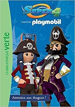 tlcharger playmobil super 4 01 attention aux dragons gratuit - Playmobil Gratuit