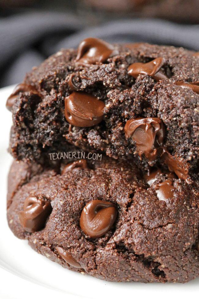더블초콜릿 쿠키