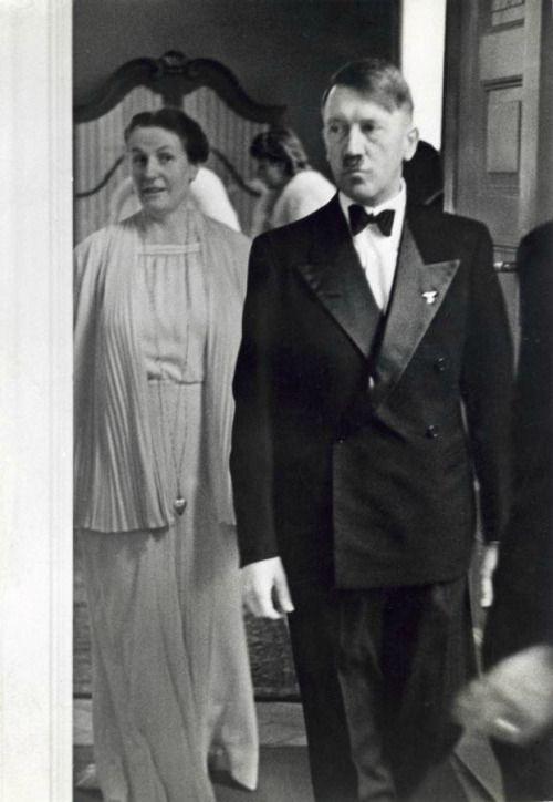 Hitler Winifred Wagner Onkel Adi Pinterest History