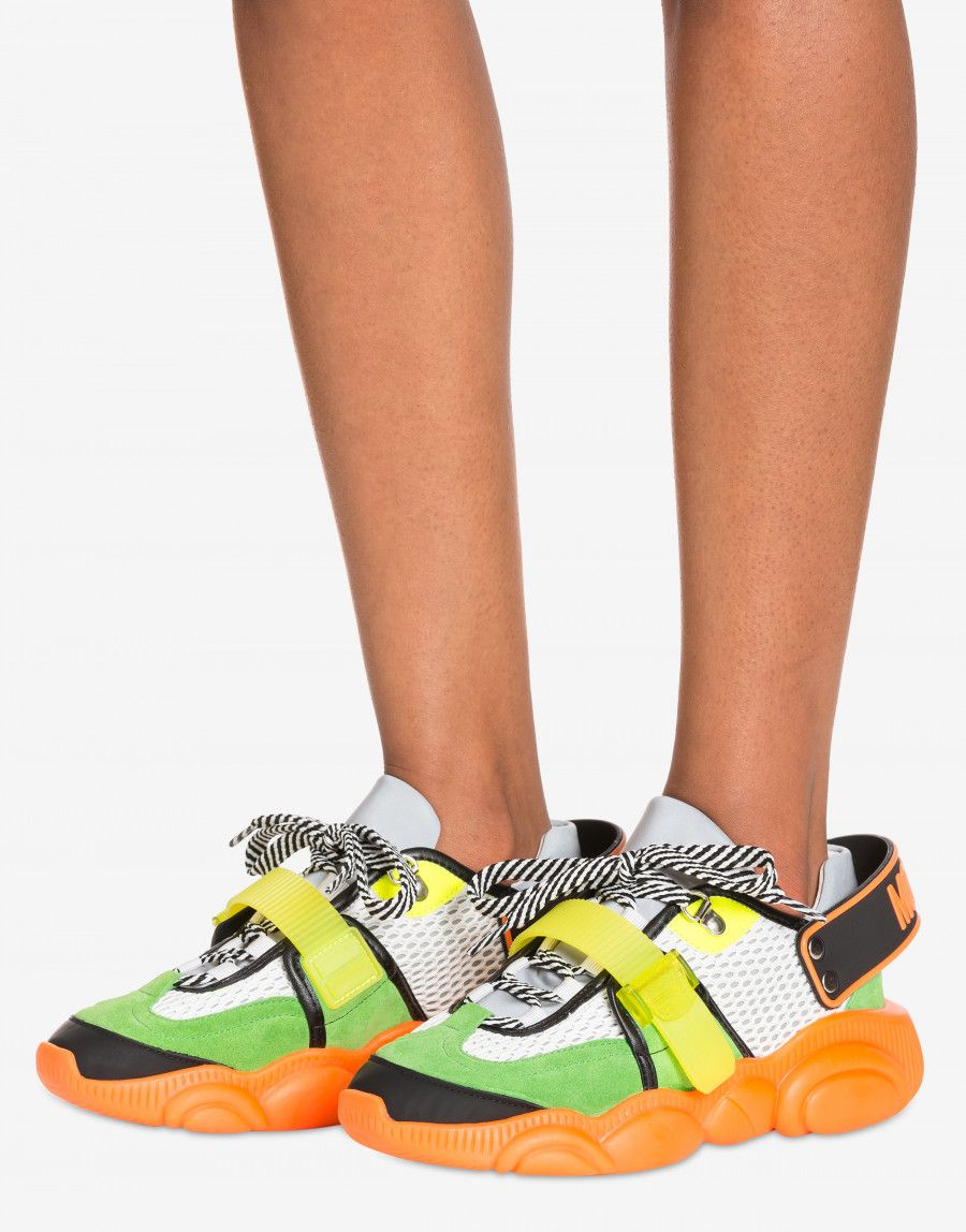 Sneakers Teddy Fluo - Teddy Fluo - FW19