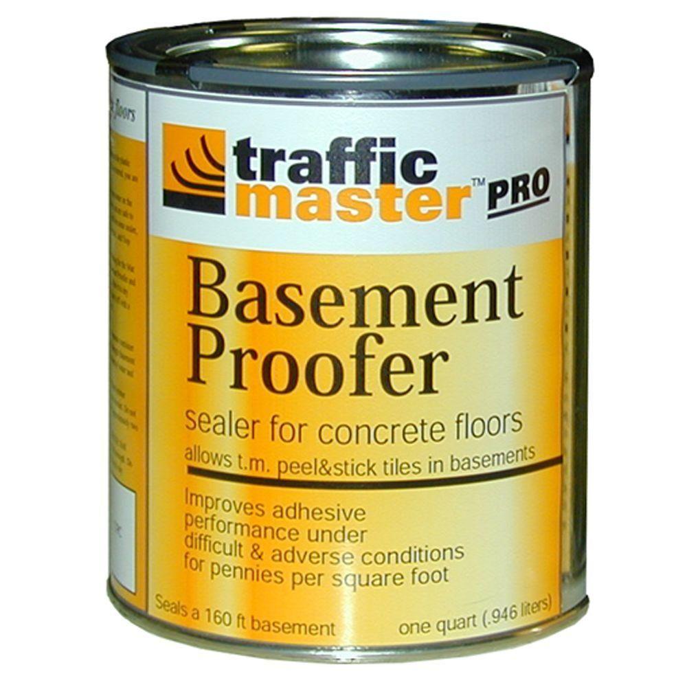 TrafficMASTER 1qt. Basement Proofer for Concrete Floors