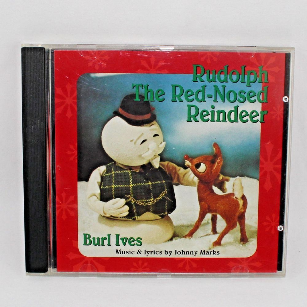 Christmas Vacation Soundtrack.Rudolph The Red Nosed Reindeer Soundtrack Cd Burl Ives