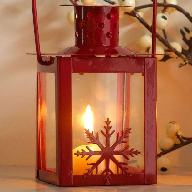 Home Decor Online Shopping Usa Large Glass Candle Lanterns Patterns - christmas clearance decor