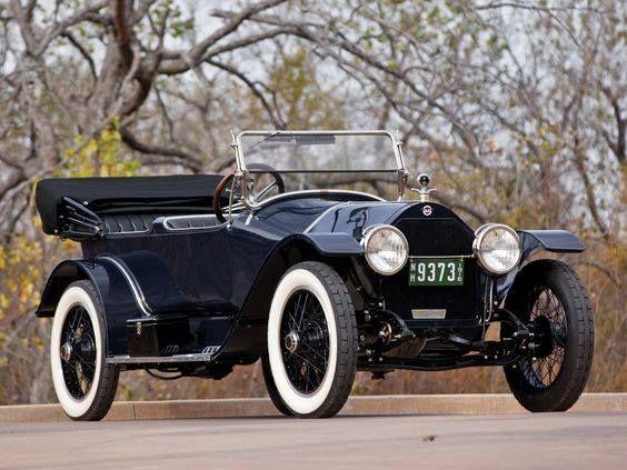1916 Stutz Bearcat Model C Classic Cars Vehicles Classic Cars