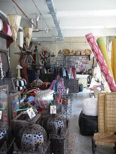 Morrocan Warehouse Cape Town Super Cool Decor Shop Favourite Places To Shop Moroccan