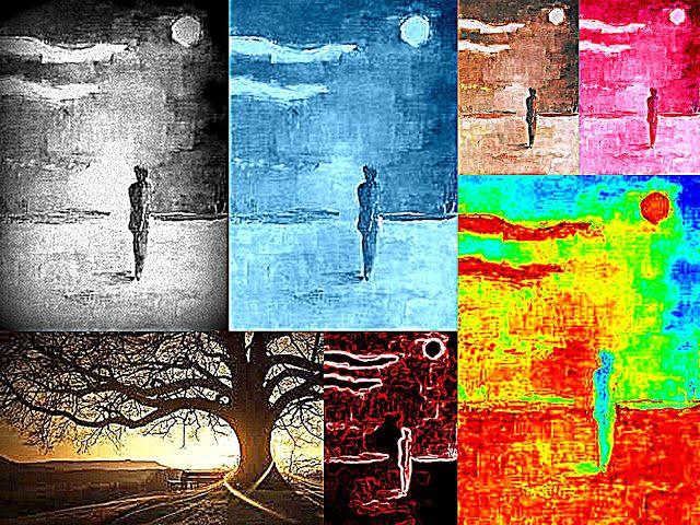 الجزء الاول لا تلتفت إلى الوراء فالش ظايا تضحك خلفك في جنون والهاوية تطار د ك اترك قلبك في البيت Art Artwork Abstract Artwork