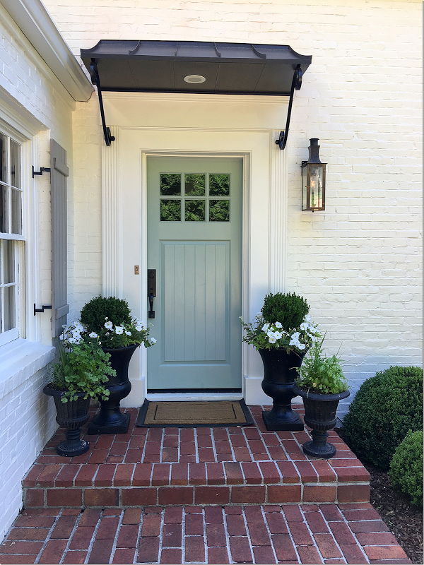 20+ Front Door Ideas that will Boost your Curb Appeal – Craftivity Designs