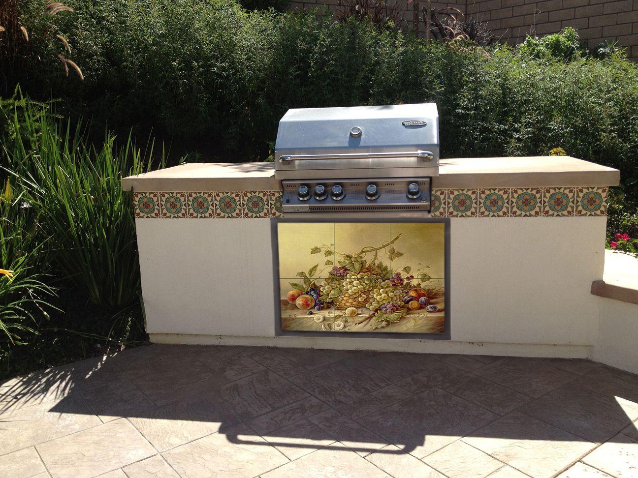 Tile Murals For Kitchen 17 Best Images About Custom Tile Murals On Pinterest Outdoor