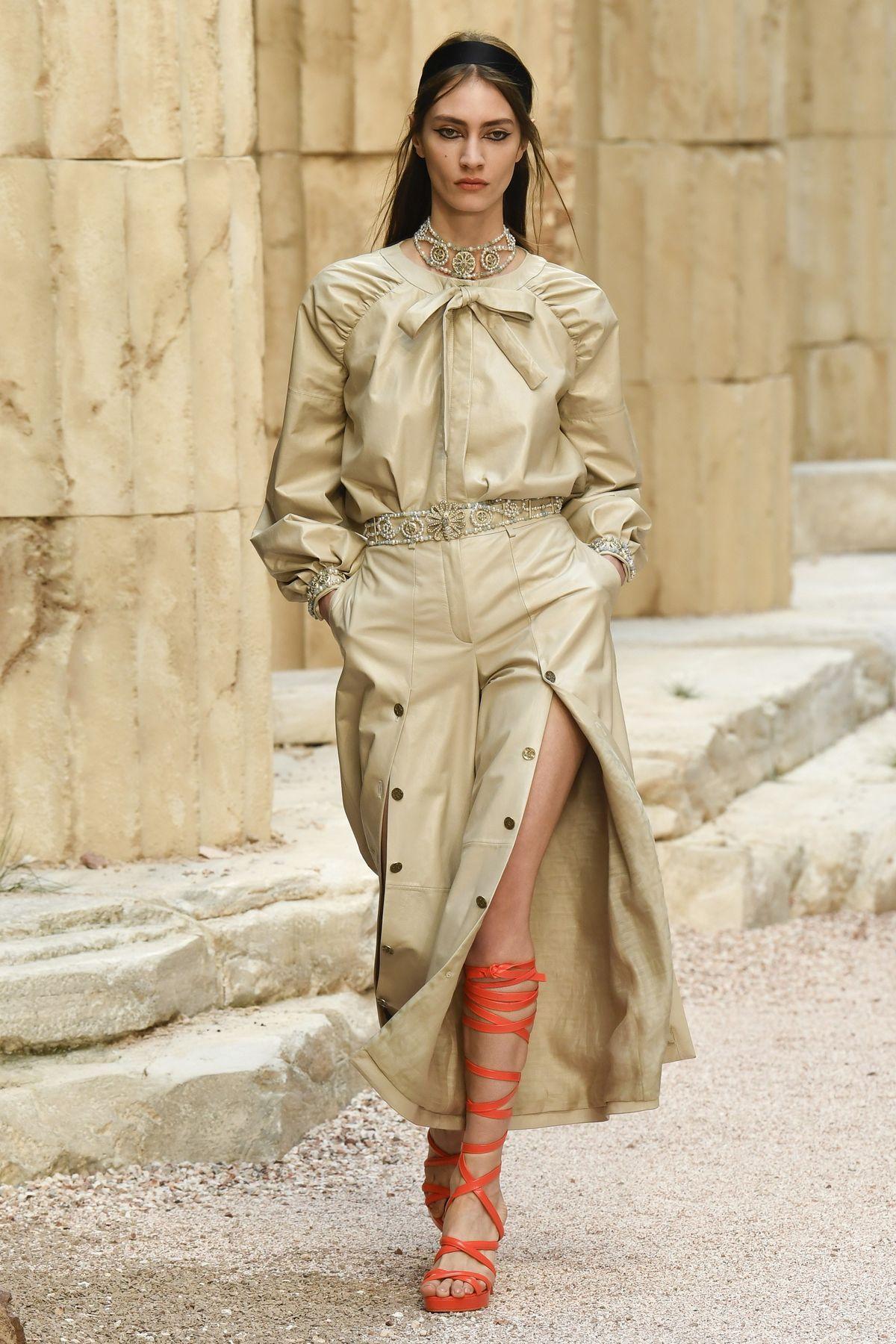 Chanel resort fashion show marine deleeuw elite besuche