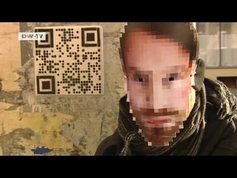 die DeutscheWelle hat dieses Video über Sweza's QRCode