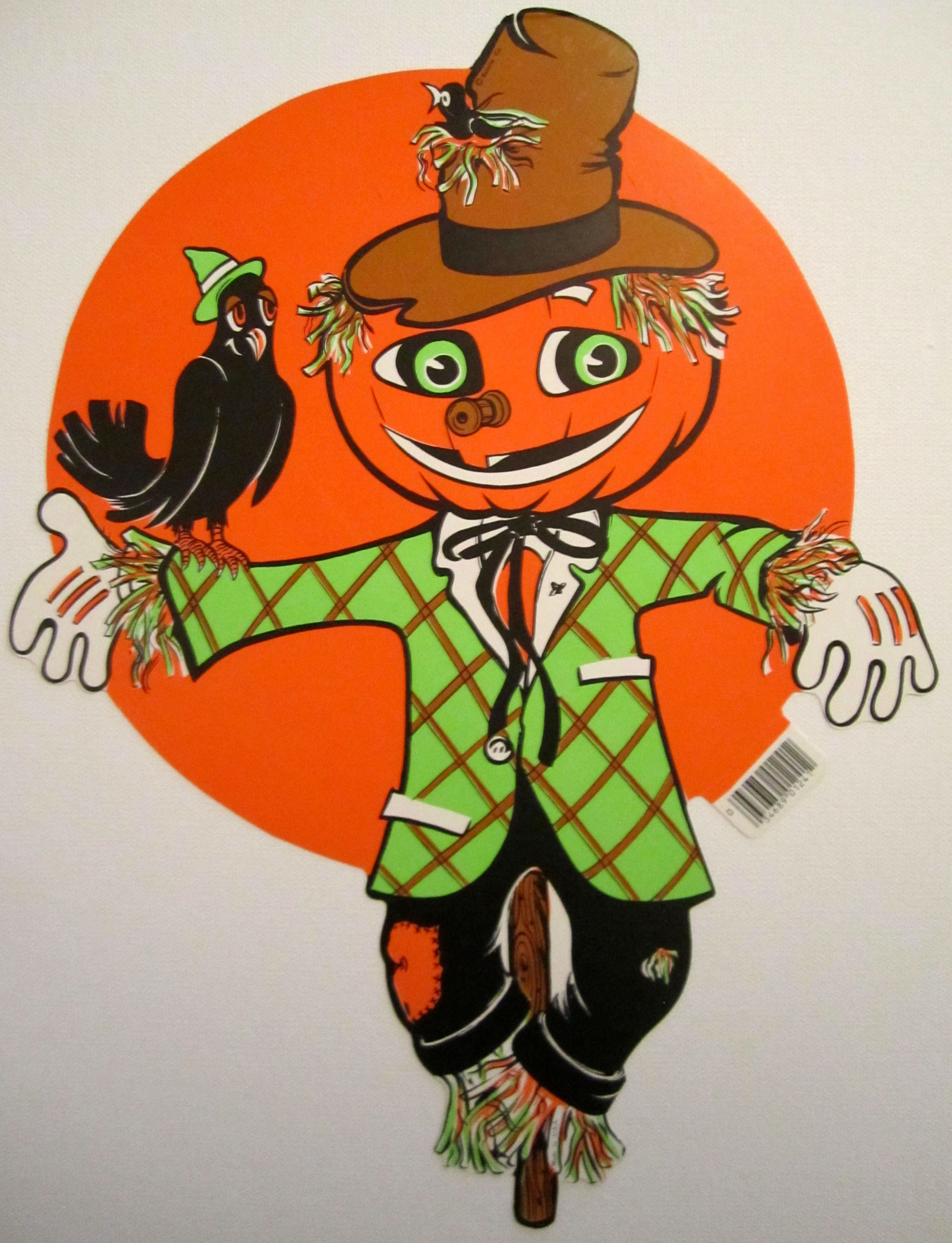 Pin On Vintage Halloween Decorations Collection
