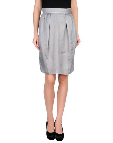 DOLCE & GABBANA Knee Length Skirt. #dolcegabbana #cloth #skirt