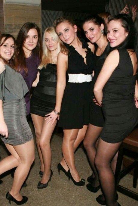 Sluts ass in miniskirts