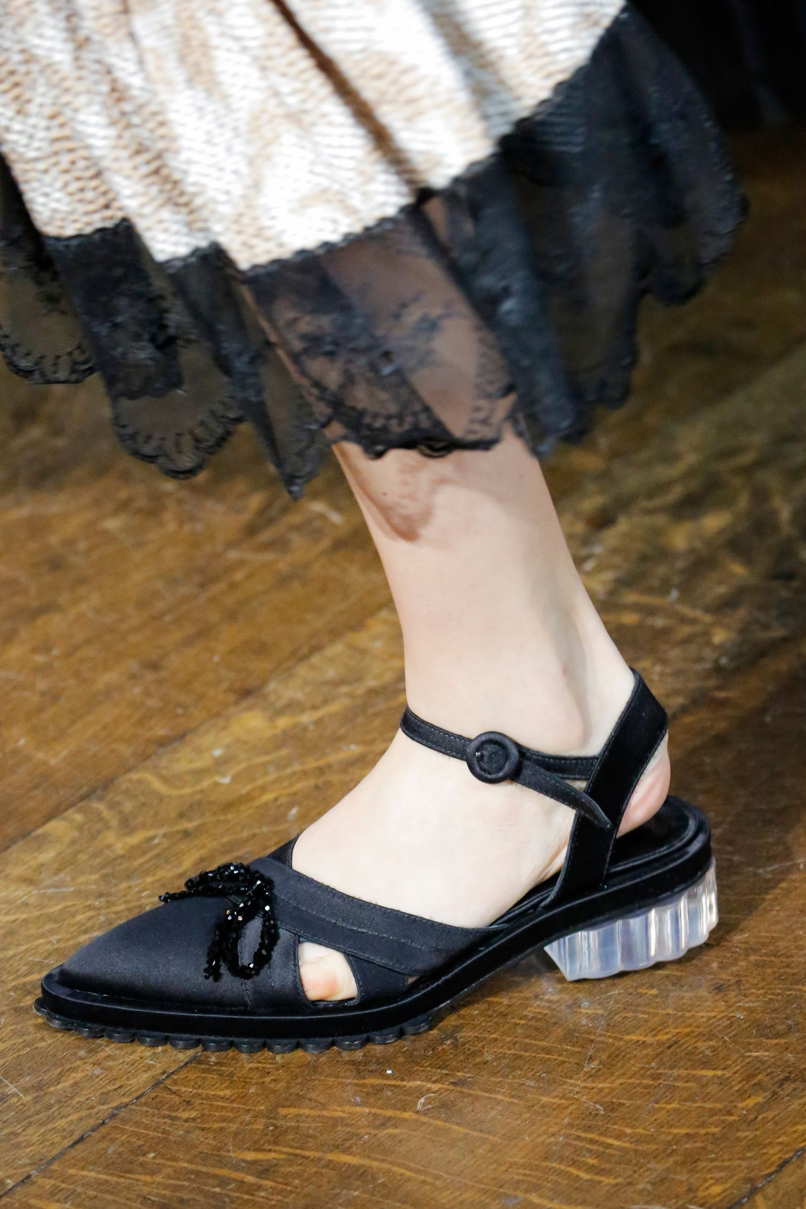 27843e2fc52 Vogue s Ultimate Shoe Trend Guide Spring Summer 2018