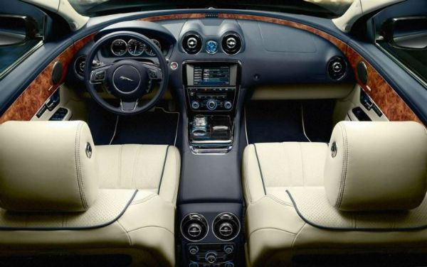 2018 Jaguar Xj Is The Featured Model Interior Image Added In Car Pictures Category By Author On Nov 6 2017