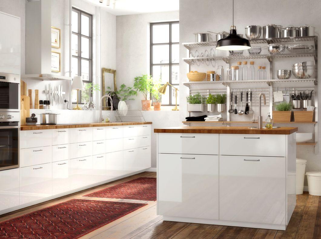 Mobilier Et Decoration Interieur Et Exterieur Cuisine Ikea Cuisine Moderne Meuble Haut Ikea