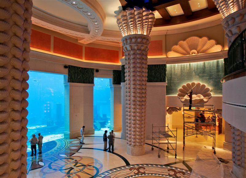 Atlantis Bahamas Aquarium | Dubai ups ante with $2bn island hotel (+ pics)