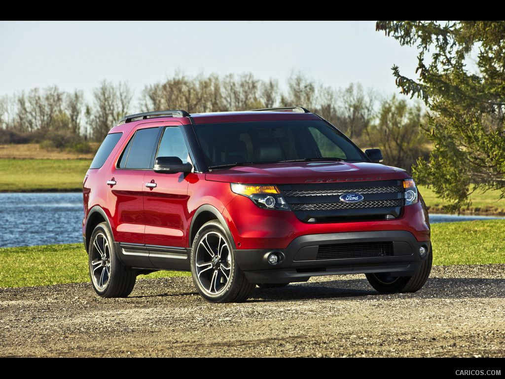 2013 Ford Explorer Sport 2013 Ford Explorer Ford Explorer Ford