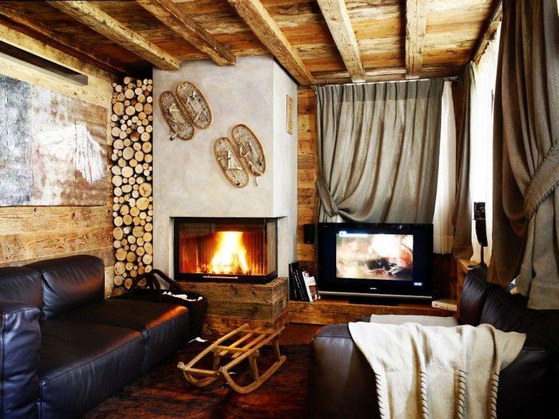 wohnzimmer gemütlich modern - Google-Suche Ofen Pinterest - wohnzimmer design gemutlich