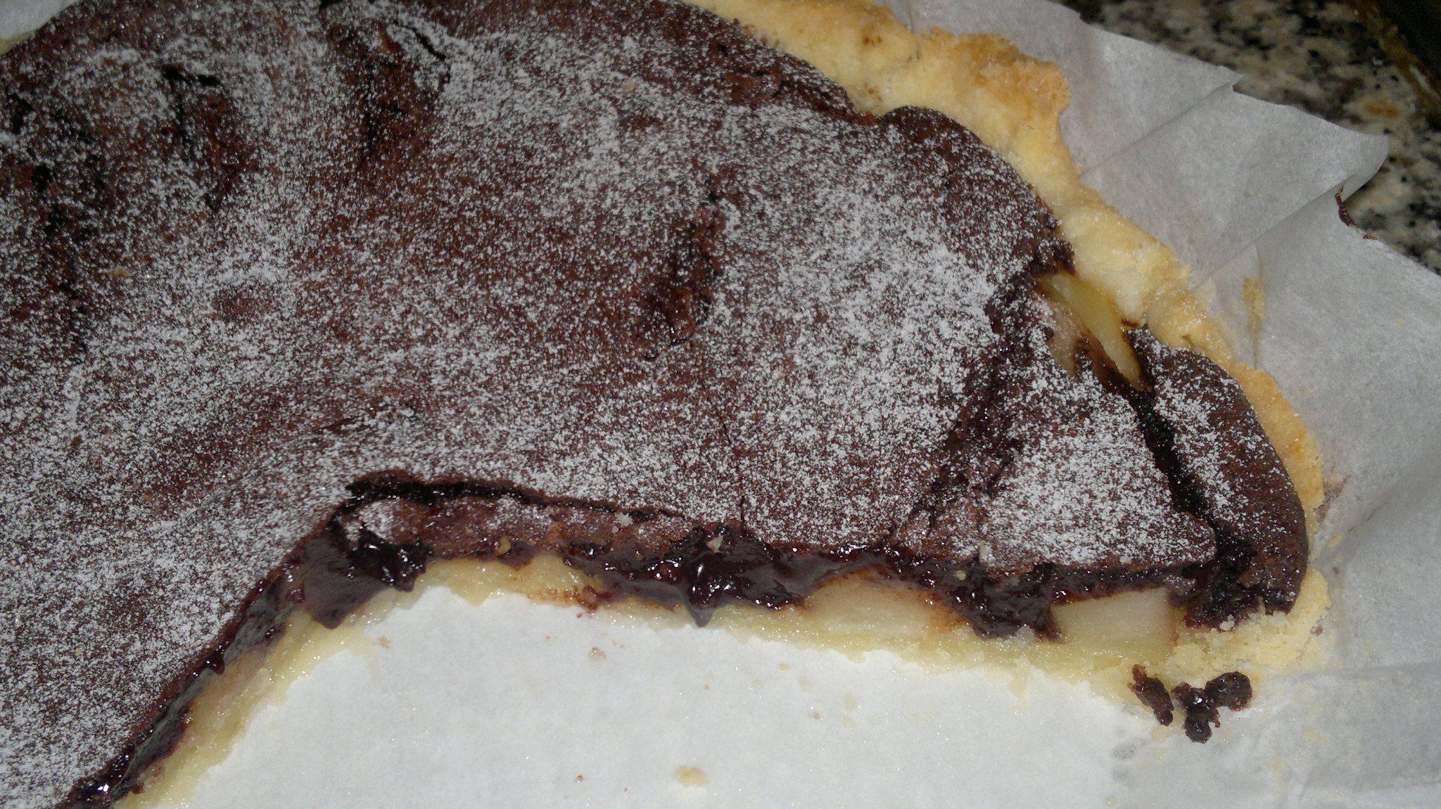 Delizia Cioccolato e Pere