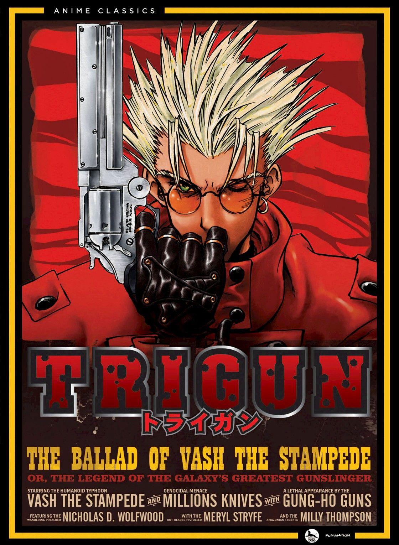 Trigun Complete Collection (DVD) Studio