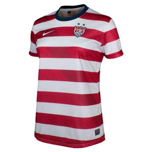 huge selection of c76ff f1ac7 2012 #USWNT home jersey! Someone buy this for me for an ...