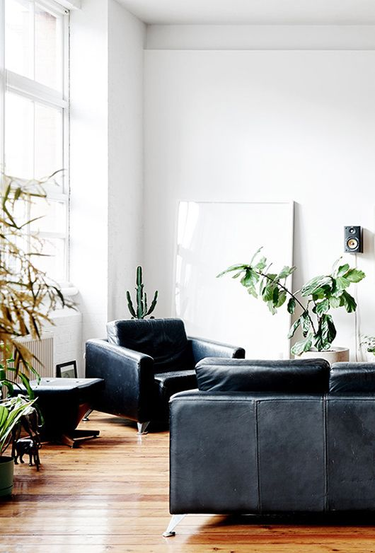 the art of living minimally, via lonny / sfgirlbybay