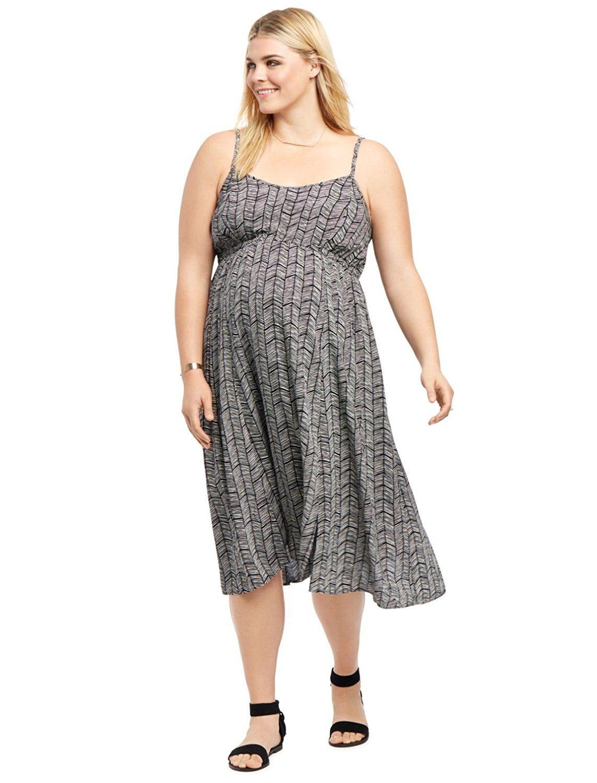 Hot pink maternity maxi dress  Motherhood Plus Size Fit And Flare Maternity Dress  Tried it Love