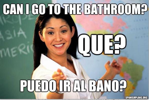 Spanish Teacher Memes Spanish Teacher Memes Teacher Memes Spanish Teacher Resources