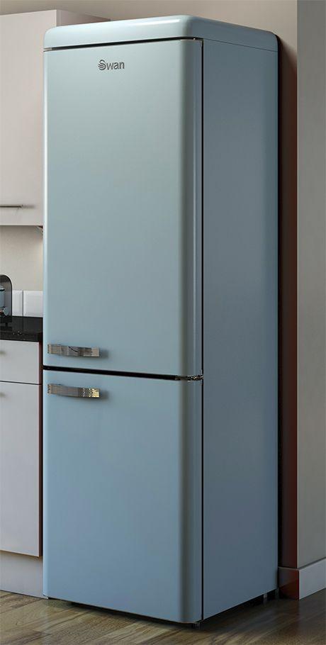 swan-retro-fridge-freezer-blue-sl11020bln.jpg   Appliances ...