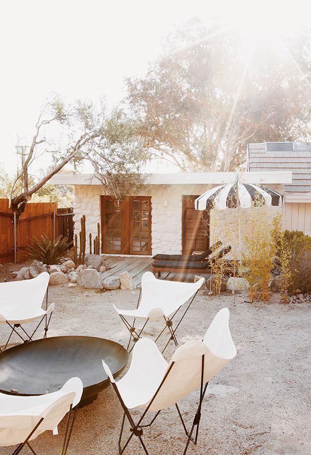A-frame Outdoor Tour: Before & After | Silla de diseño, La hacienda ...