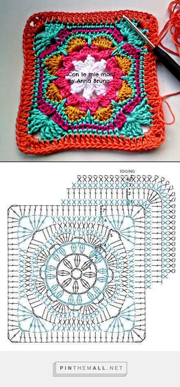created via http://pinthemall.net | Crochet motifs | Pinterest ...