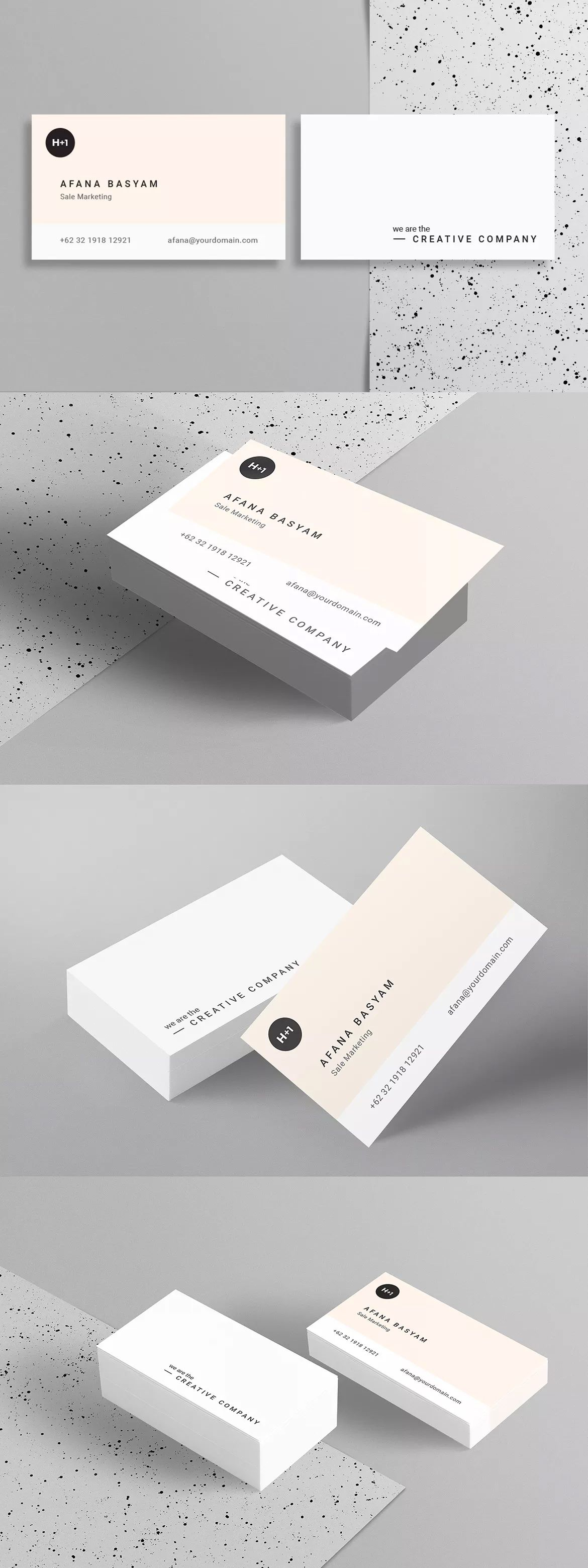 Business Card Template Indd Business Card Graphic Business Card Inspiration Business Card Branding