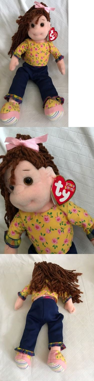 401debd1d16 Beanie Boppers 16479  Ty Beanie Boppers Plush Doll Loveable Lulu 2001