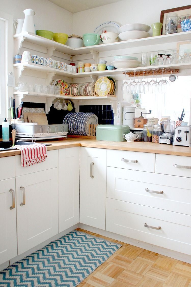 60 Charming Eclectic Kitchen Interior Designs To Try This Year