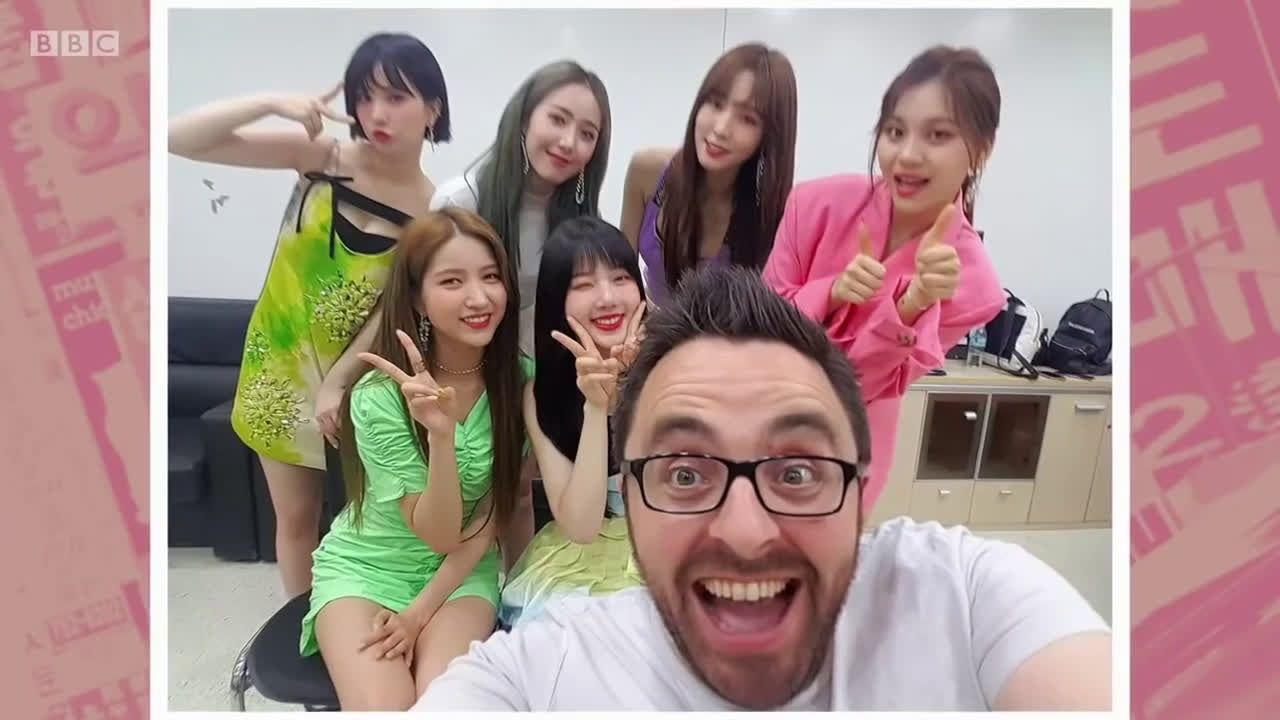 191025 Gfriend Bbc Four K Pop Idols Inside The Hit Factory Cloud Dancer Musical Group Hit Factory