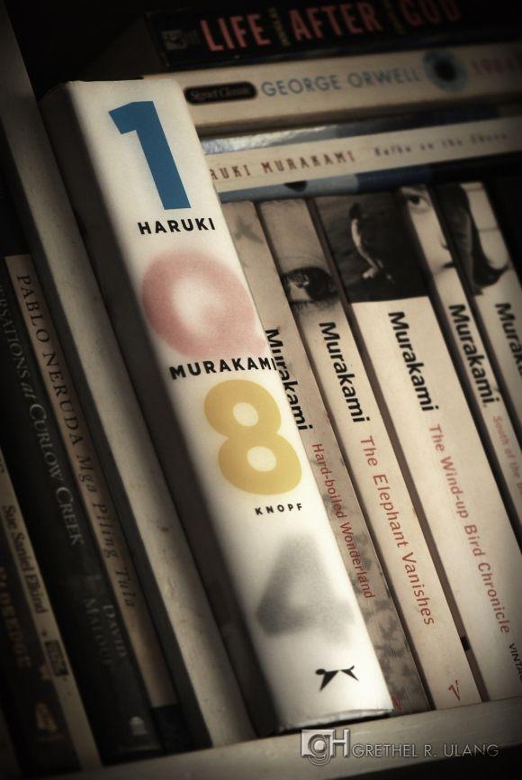1Q84: Finished and Shelved. | Haruki murakami books. Haruki murakami. Japanese literature