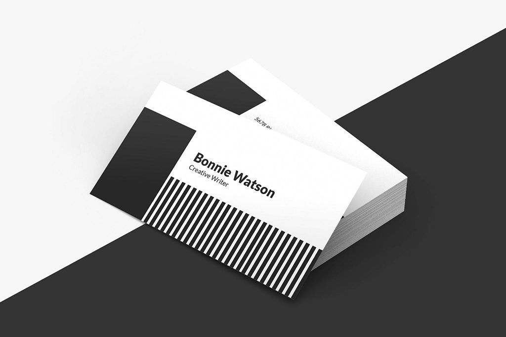 50 Incredibly Clever Business Card Designs Business Card Design Examples Of Business Cards Cool Business Cards