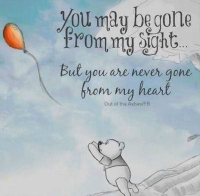 Losing A Loved One Quotes Google Search Pooh Quotes Grief