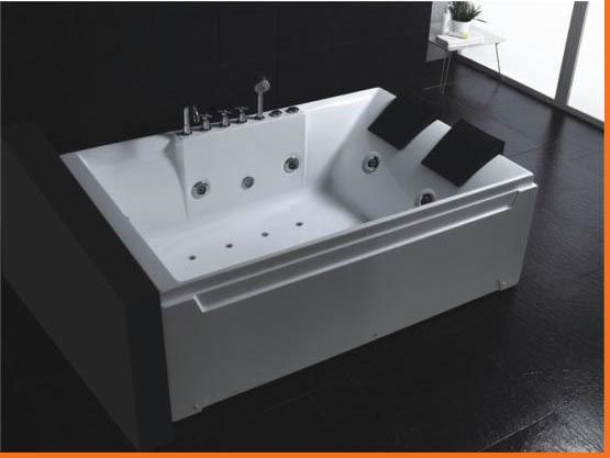 L Deluxe Computerized Whirlpool Jacuzzi 2 Person Hottub Hya 032 Image 1