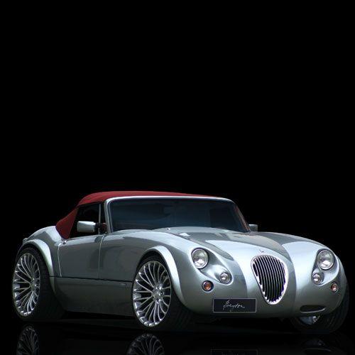 Weissman MF3 | Car envy | Pinterest