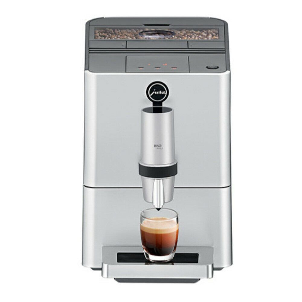 Jura 15106 ENA Micro 5 Automatic Coffee Machine, Silver) #automaticcoffeemachine Jura 15106 ENA Micro 5 Automatic Coffee Machine, Silver) #automaticcoffeemachine
