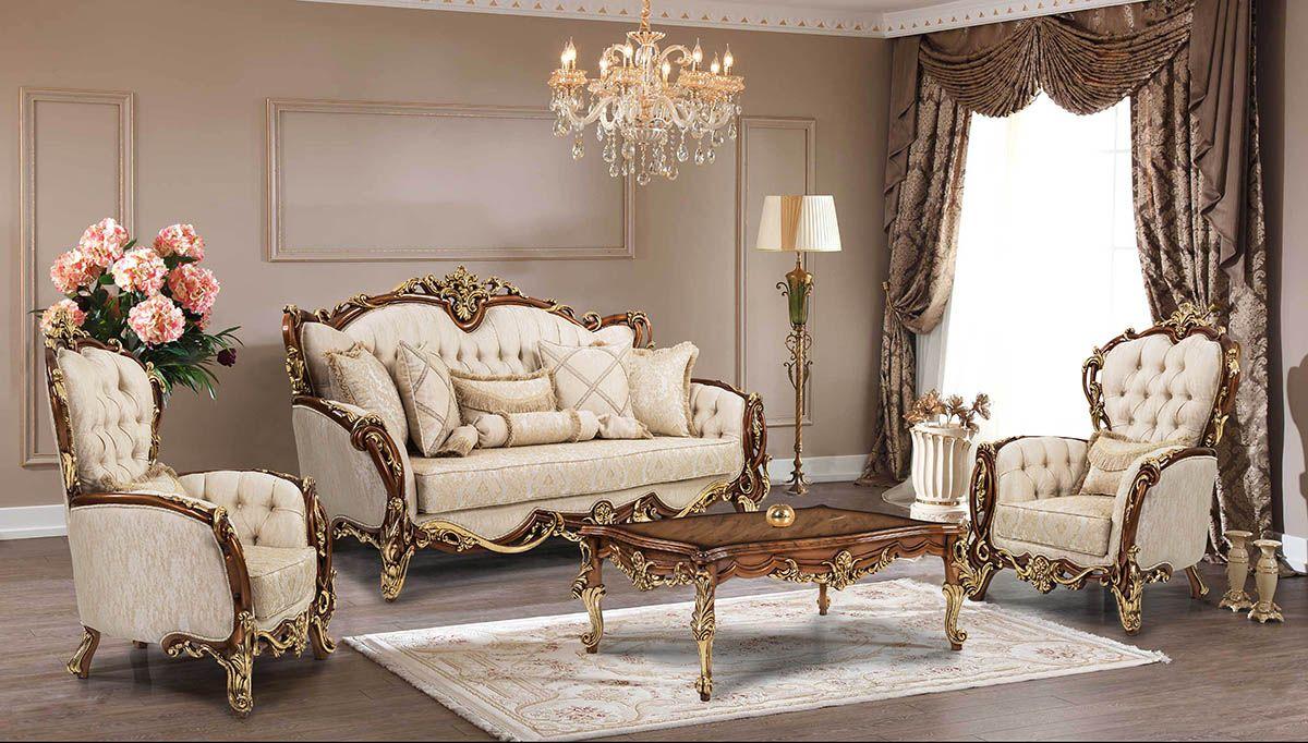 Kandi Classic Living Room Ev Ic Tasarimi Mobilya Fikirleri Ev Ic Mekanlari