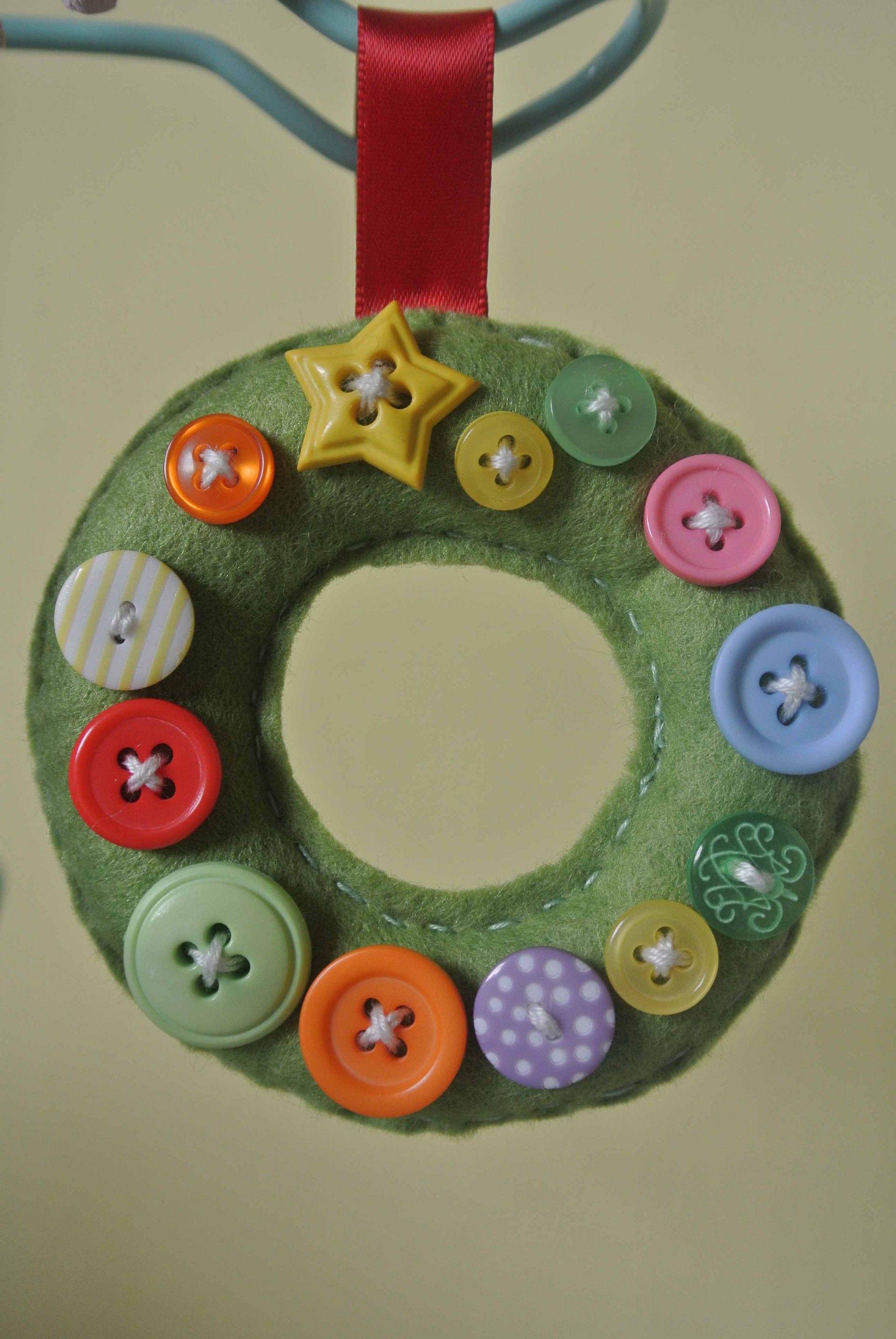 Christmas Wreath, £4.00
