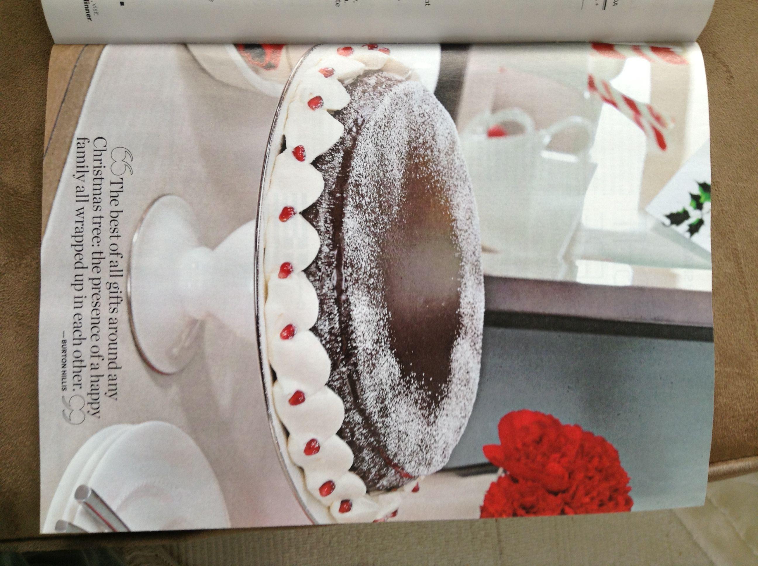 Dark chocolate flour less cake with images dark