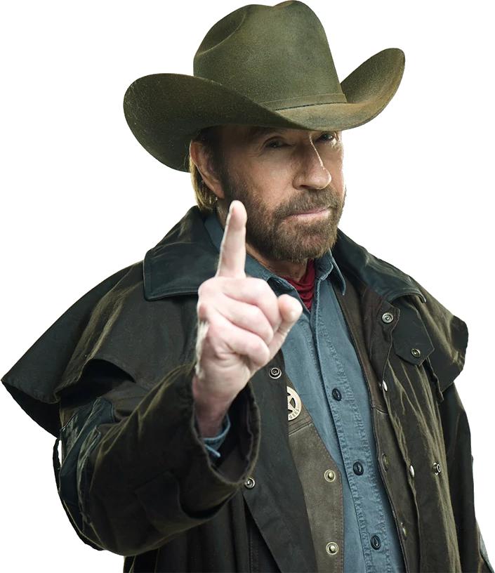 Chuck Norris Png Image Chuck Norris Chuck Norris Movies Walker Texas Rangers