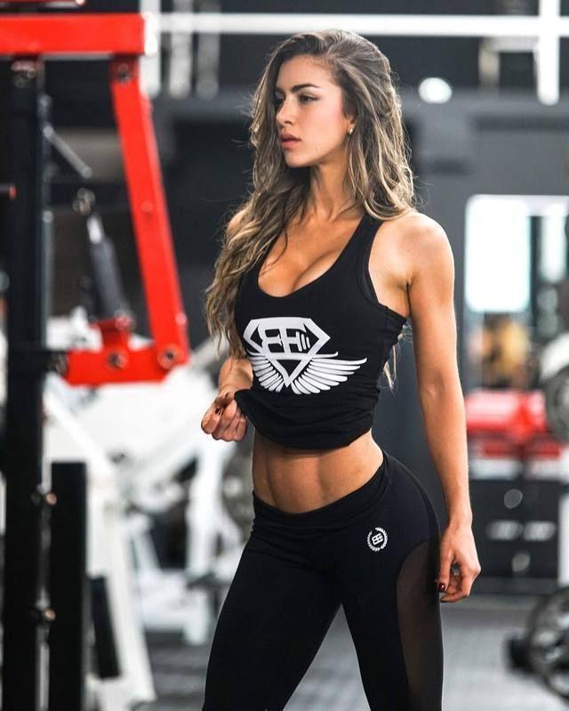 2fcb712593d66 Sport Outfits, Sağlıklı Spor Aktiviteleri, Fitness Kadın, Fitness  Inspiration, Sağlıklı Yaşam,