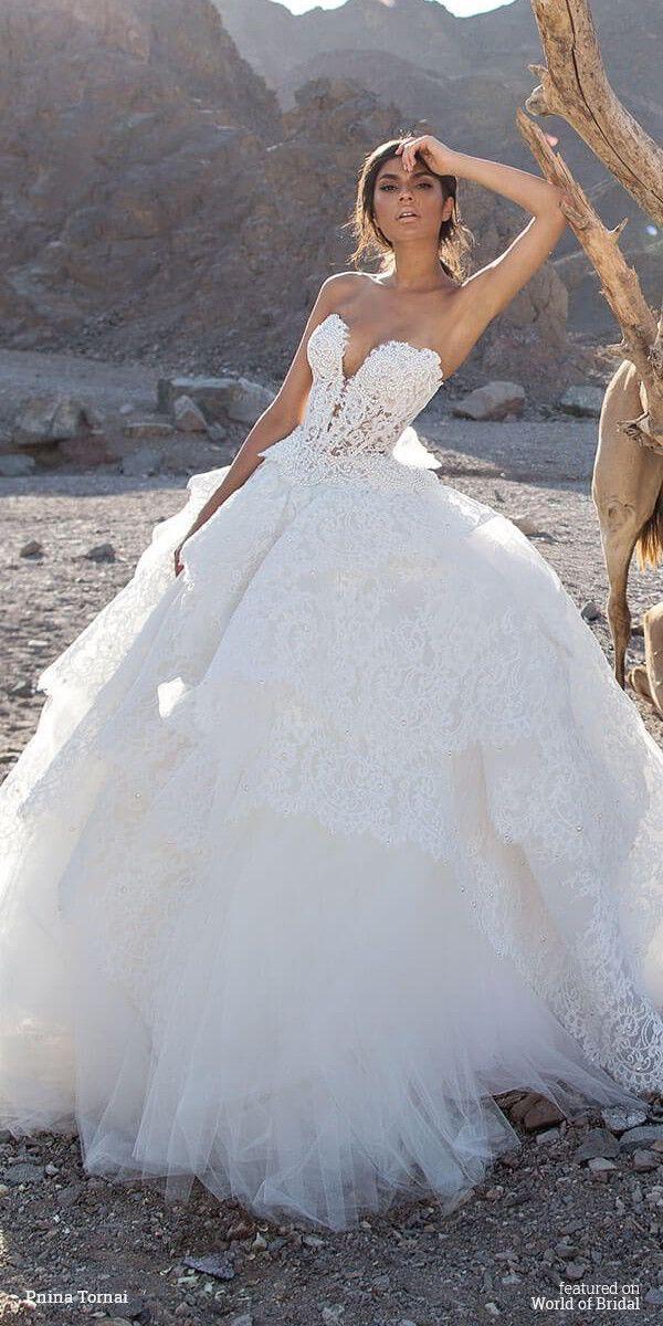 Pnina Tornai 2016 Wedding Dresses World Of Bridal Pnina Tornai Wedding Dress Princess Wedding Dresses Bridal Dresses